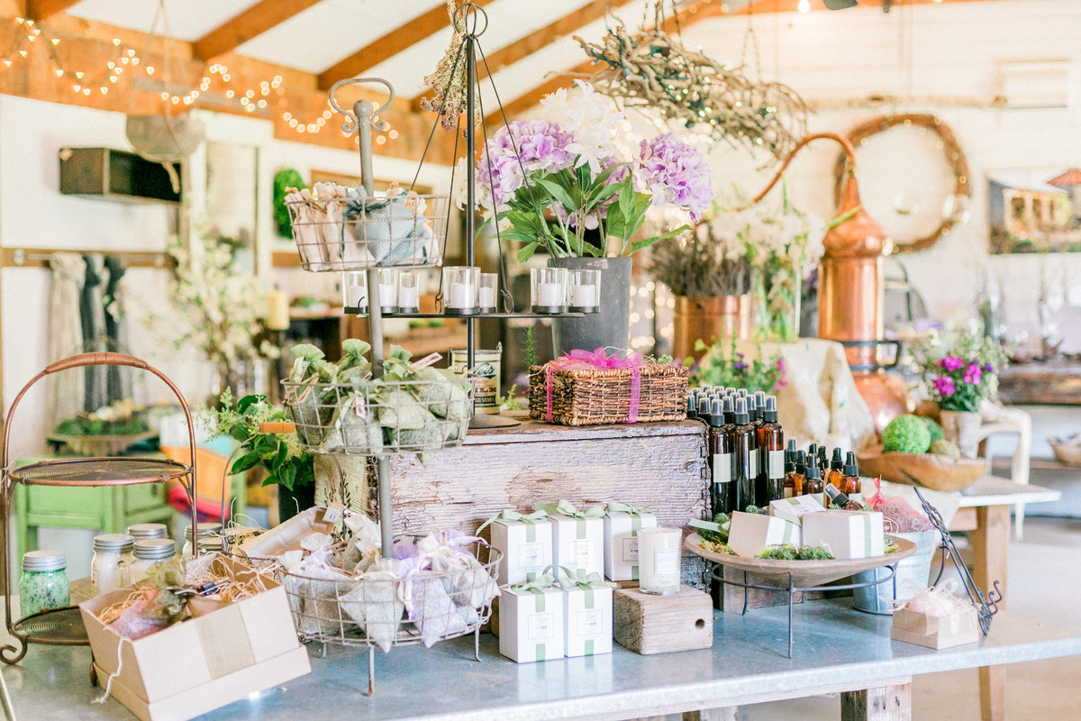 Pageo Lavendar Farm Gift Shop
