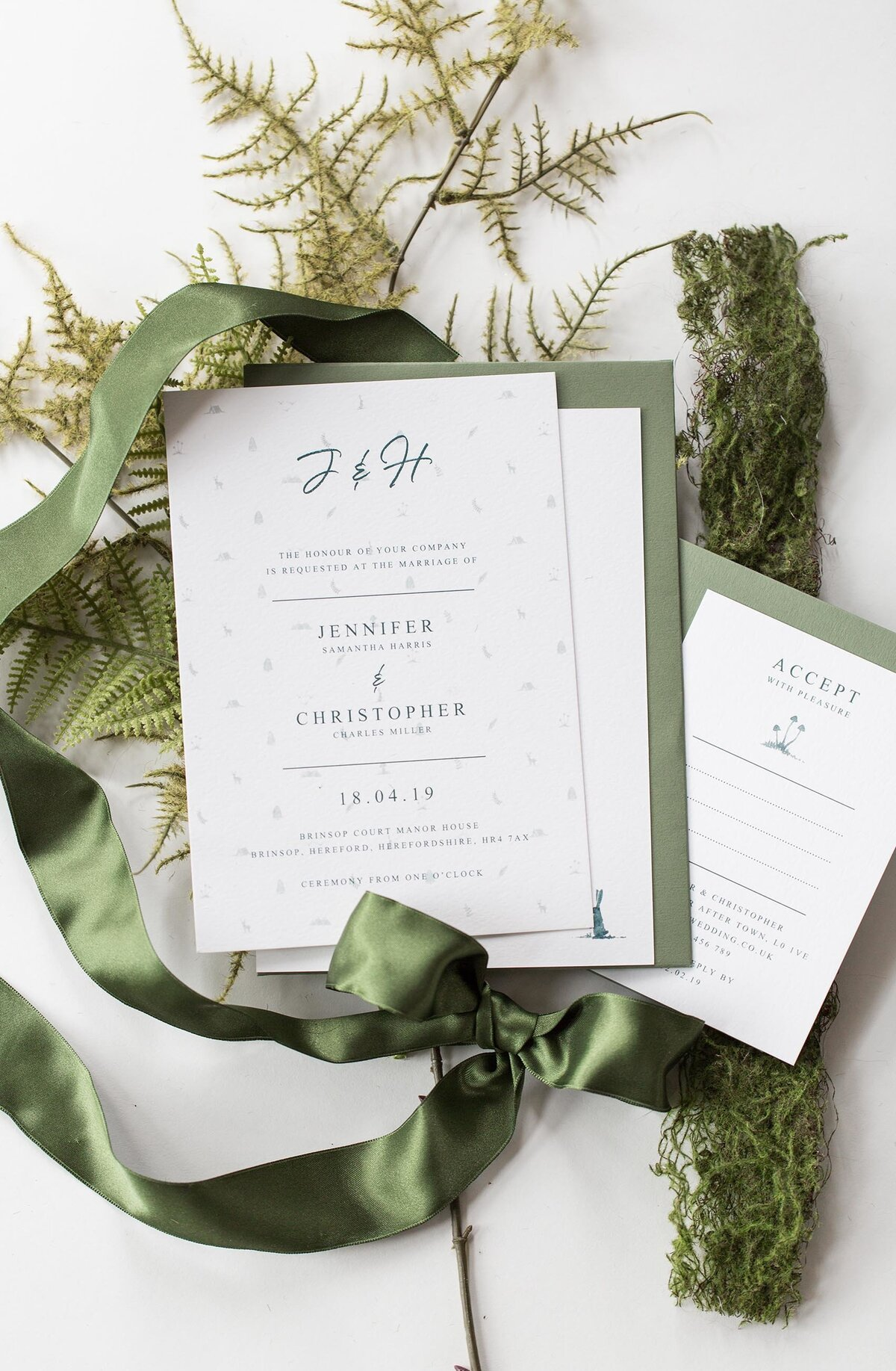 Adventurers_Wedding Invitations
