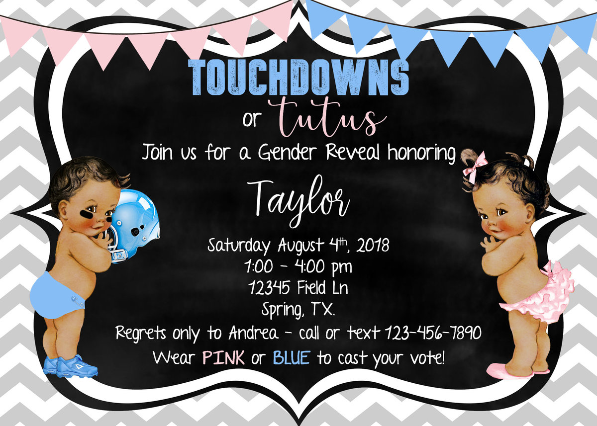 Tutus or Touchdowns - flags - Copy