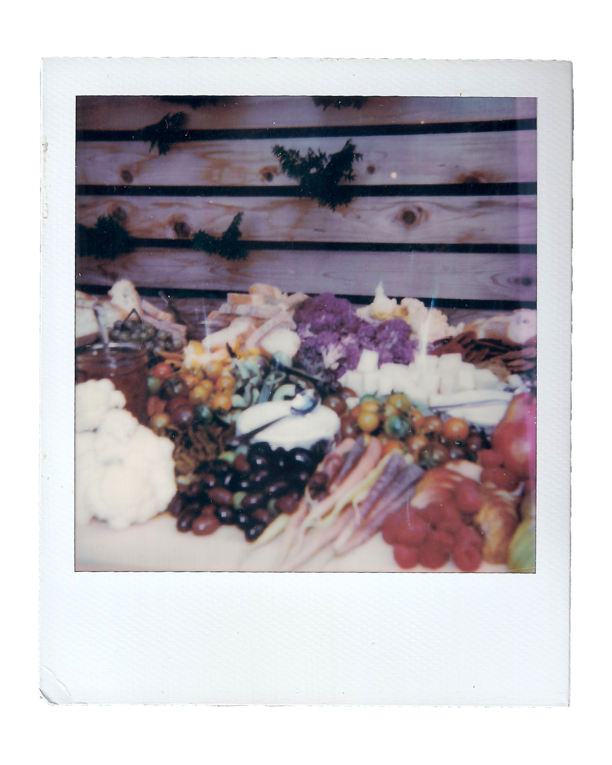 Nick + Kelly | Portland, OR Backyard Wedding | Polaroids00005