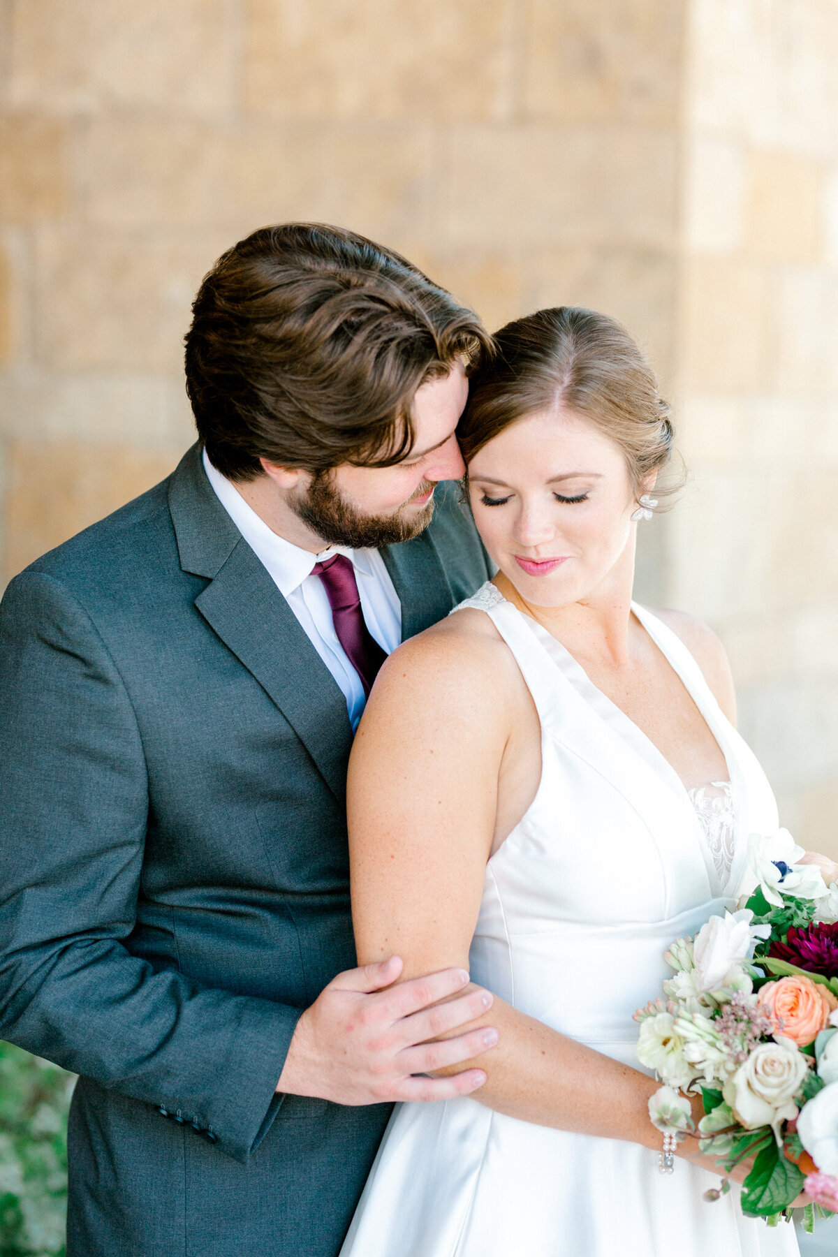 Kaylee & Michael's Wedding at Watermark Community Church | Dallas Wedding Photographer | Sami Kathryn Photography-55