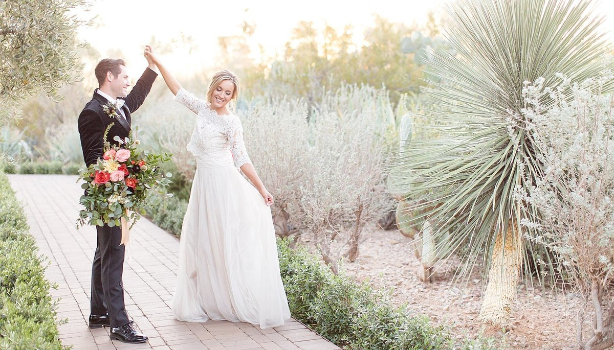 Amy & Jordan | Paradise Valley Vow Renewal Photography