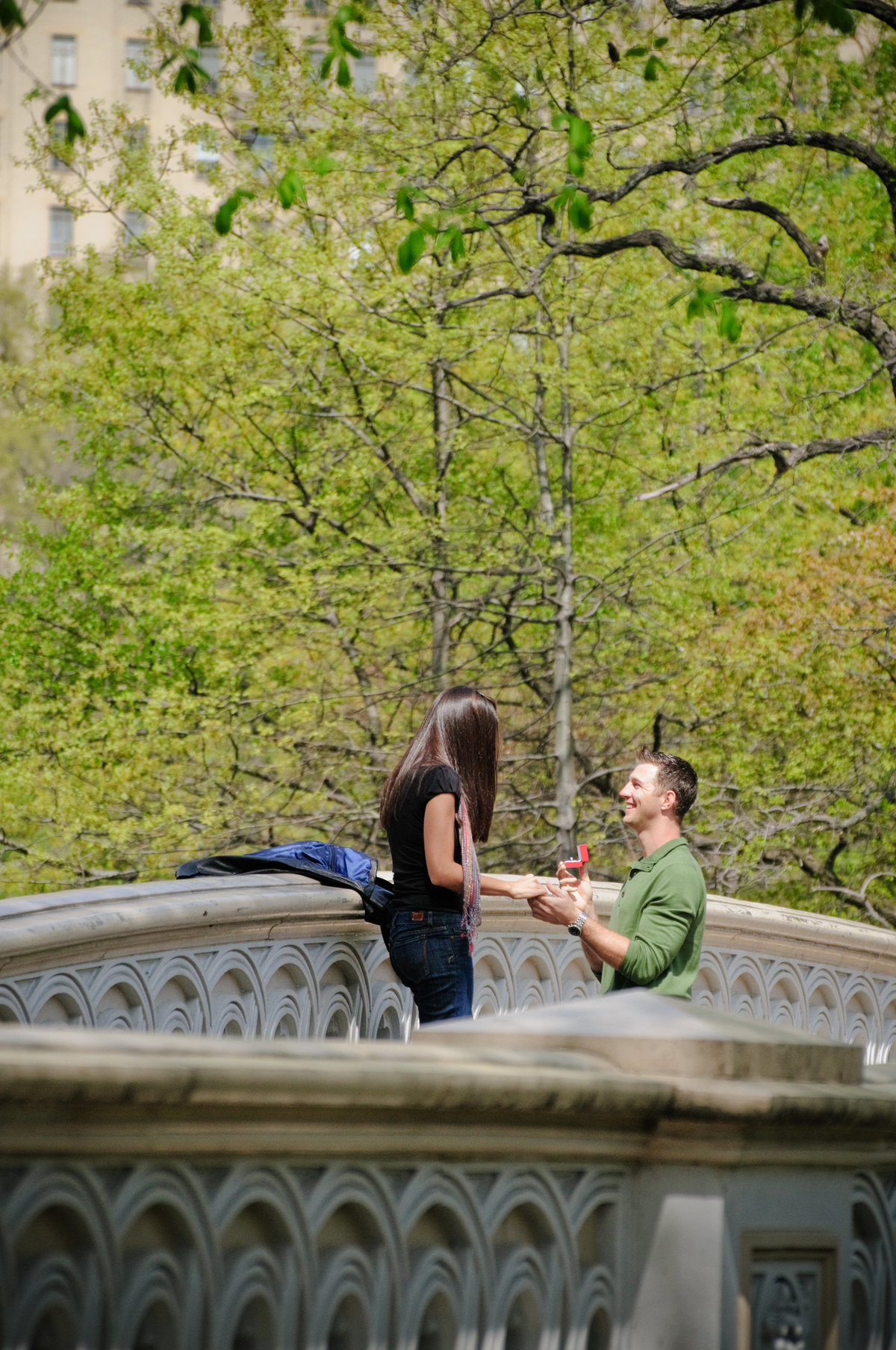 Central Park Proposal | Destination Photographer 2