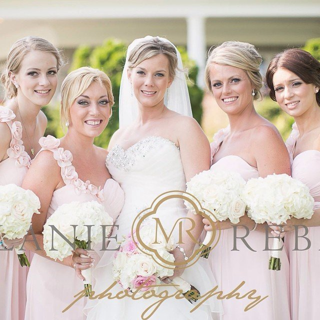 Instagram - Beautiful Bridal Party