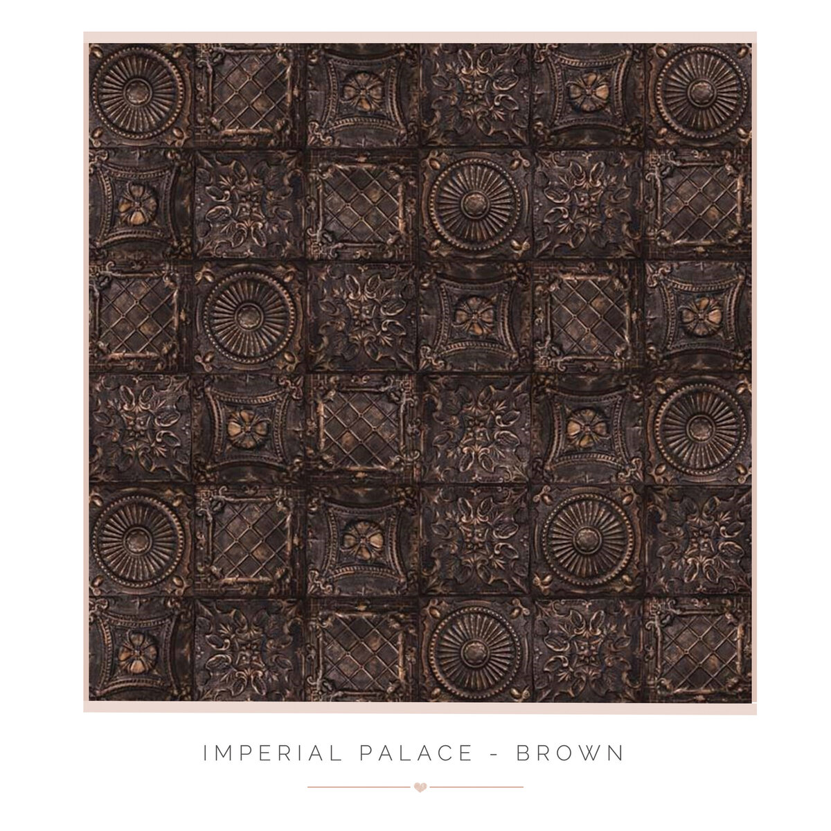 Imperial Palace - Brown