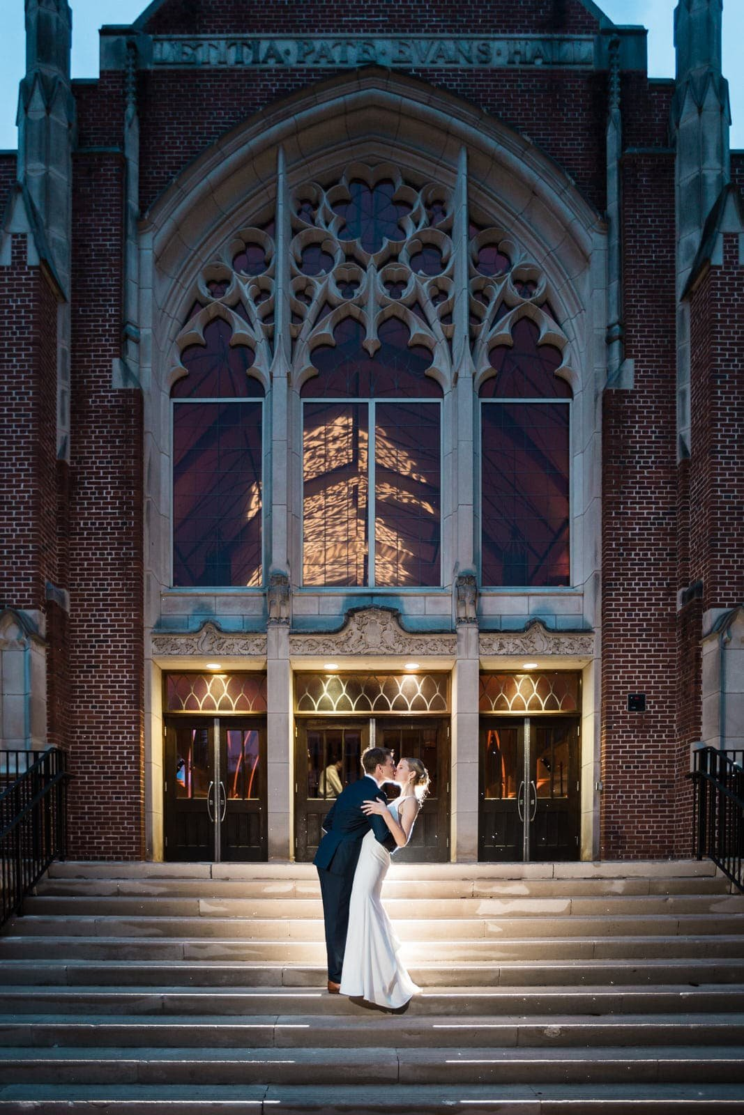 Agnes Scott wedding by Mike Glatzer