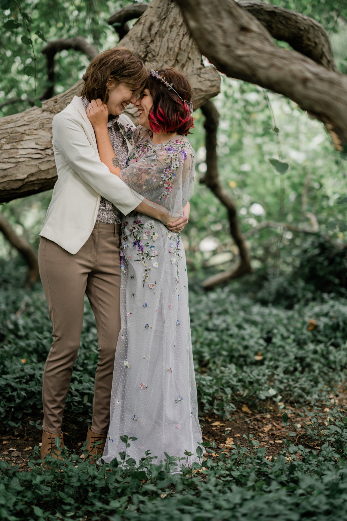 Claire and Rachel Pre Elopement LGBTQ friendly Cincinnati Wedding Photographers-11