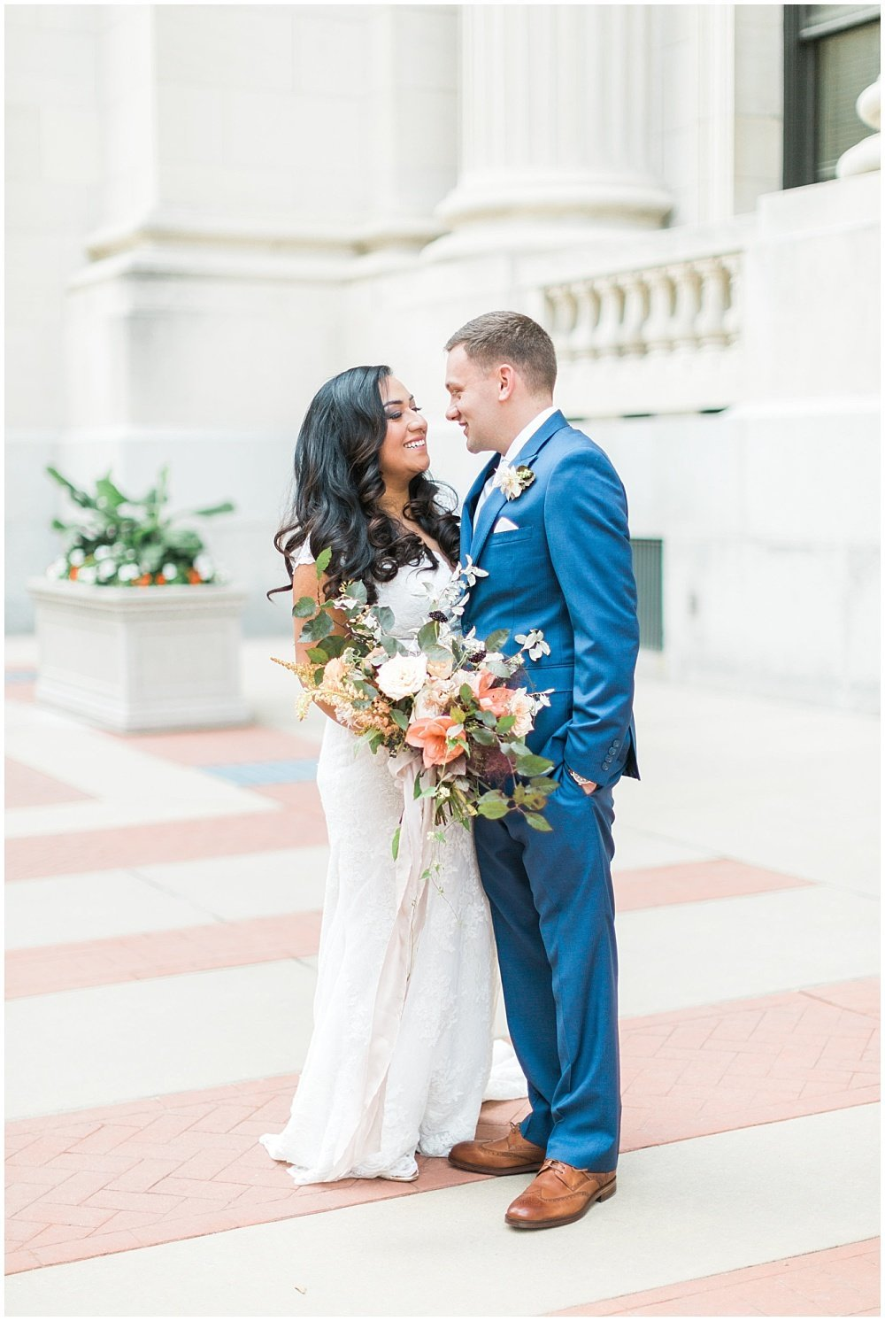 Summer-Mexican-Inspired-Gold-And-Floral-Crowne-Plaza-Indianapolis-Downtown-Union-Station-Wedding-Cory-Jackie-Wedding-Photographers-Jessica-Dum-Wedding-Coordination_photo___0046