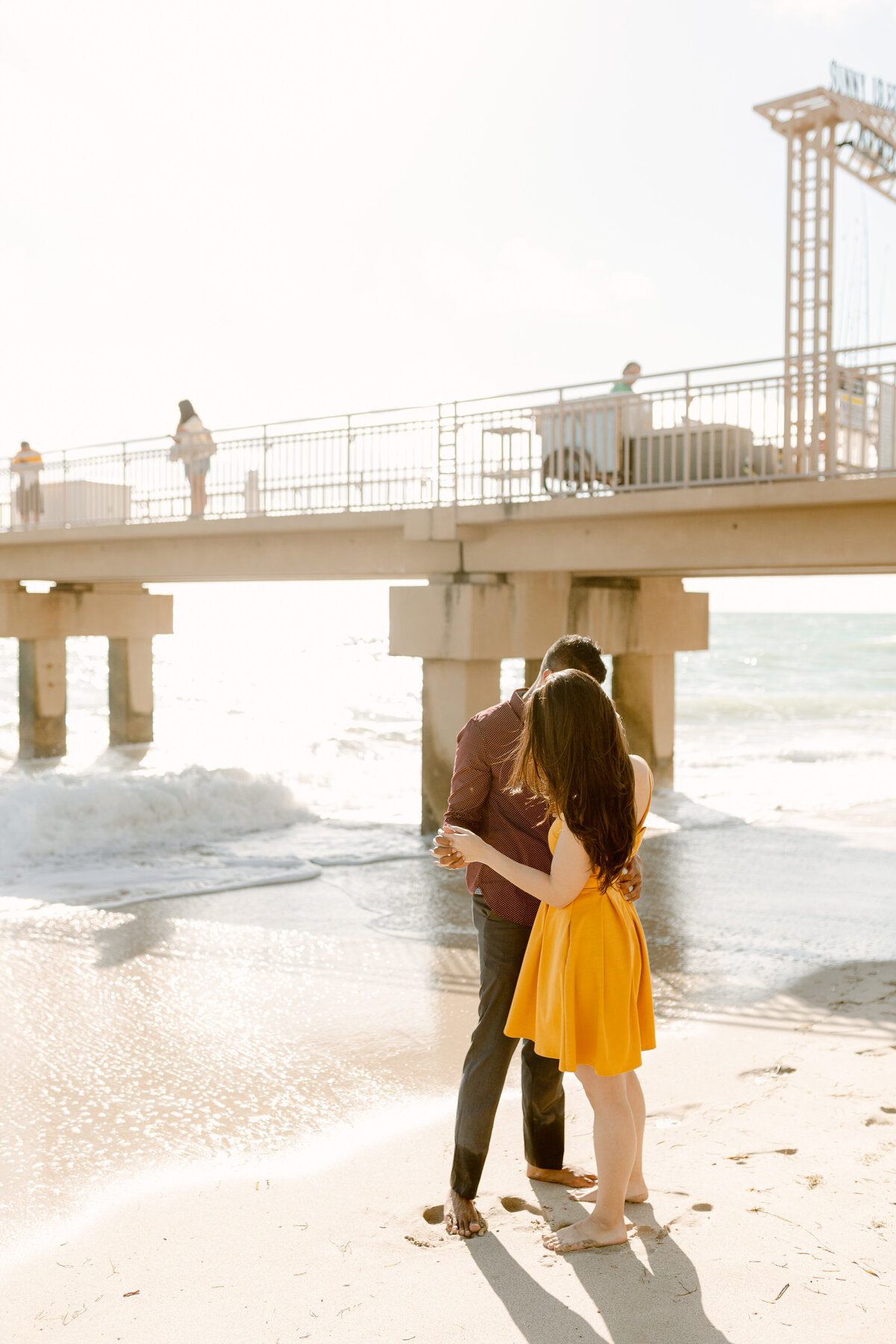 Sunny Isles Beach Engagement Photography Session 18
