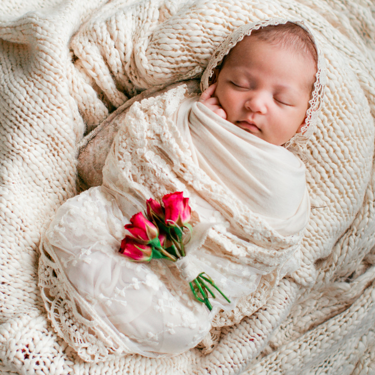 natural-organic-floral-newborn-baby-picture