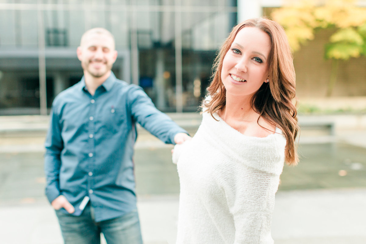 Downtown Seattle Engagement Session_0036