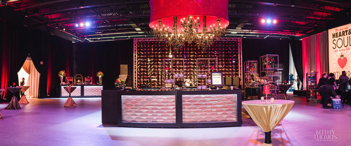 Arthur's Catering and Events 30th Anniversary Celebration at Harriett's Orlando Ballet Centre 1