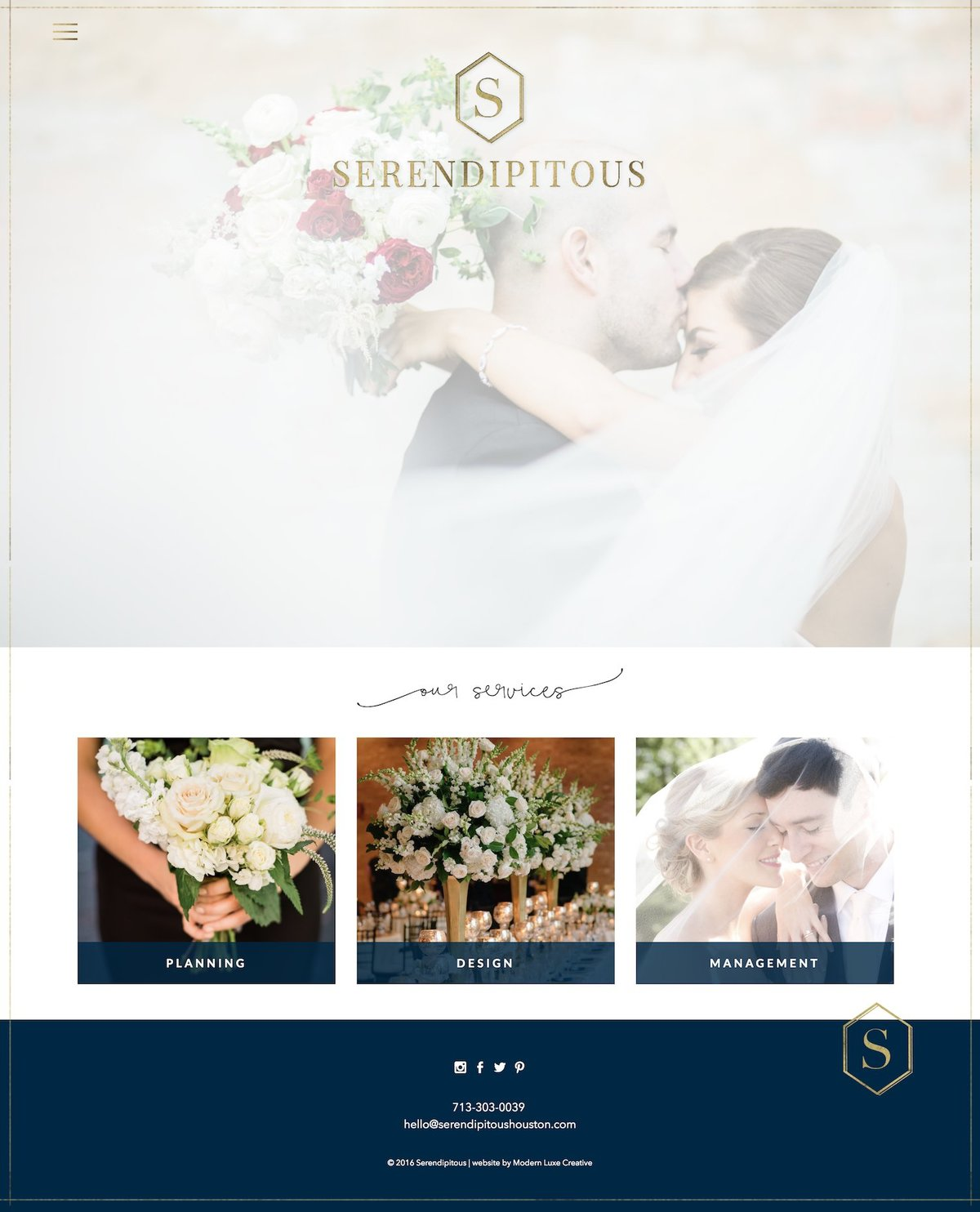 Serendipitous-Website