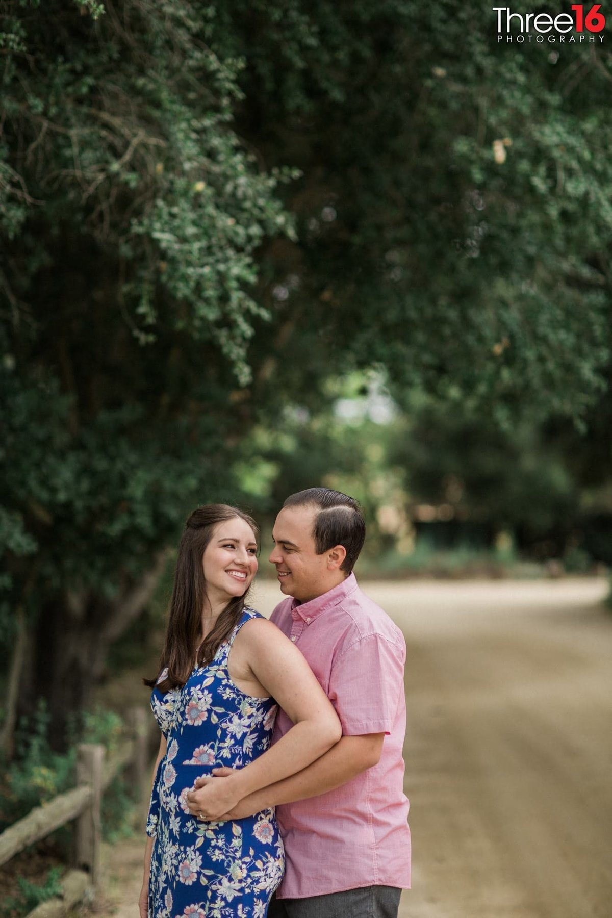 Thomas F. Riley WIlderness Park Engagement Nature Orange County Weddings Professional Photographer