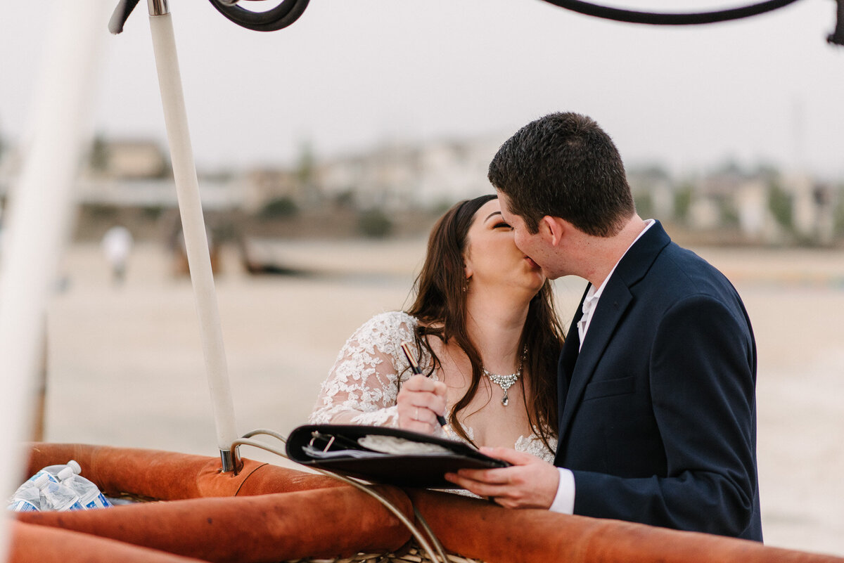 Hot Air Balloon Elopement Marie Monforte Photography-222