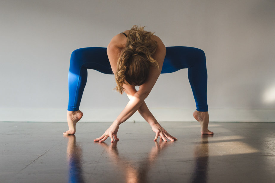 Ottawa yoga teacher Meghan Trevorrow