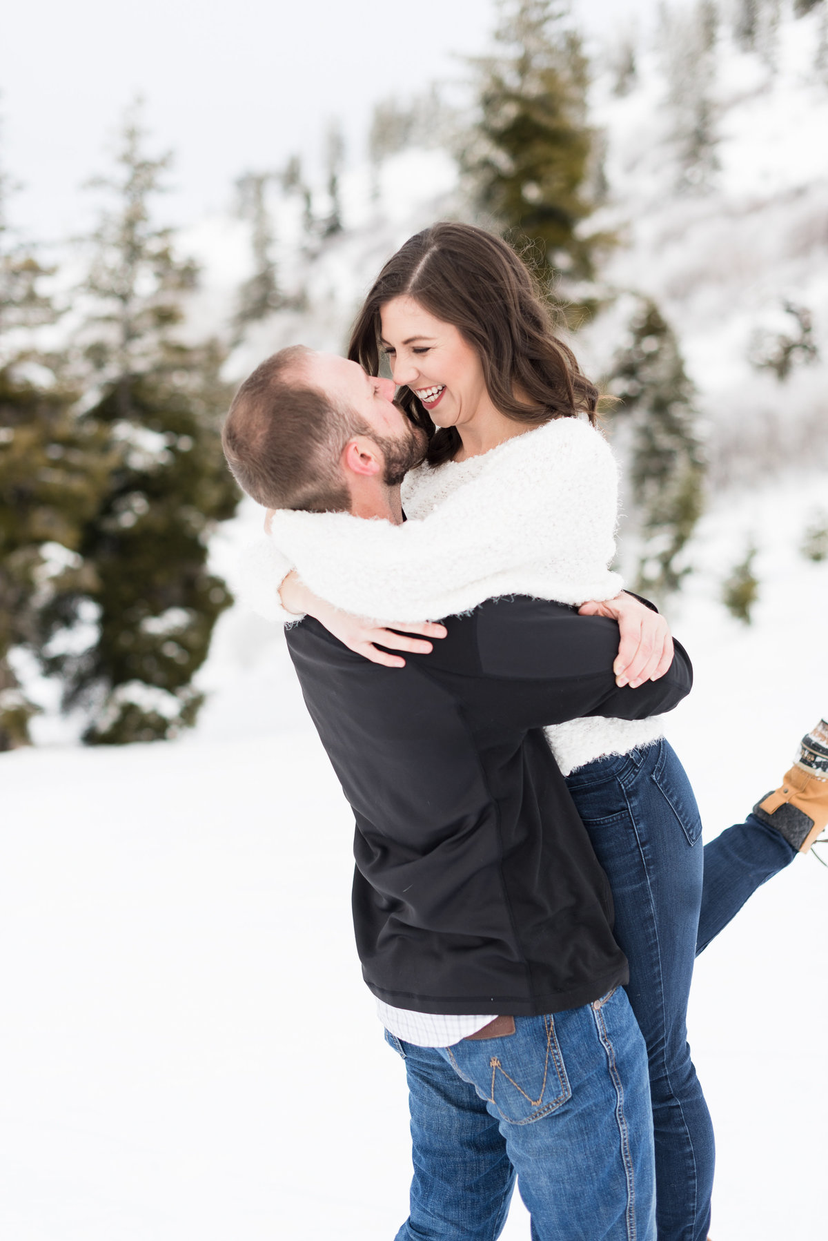 A  Winter Bogus Basin Engagement Shoot 017