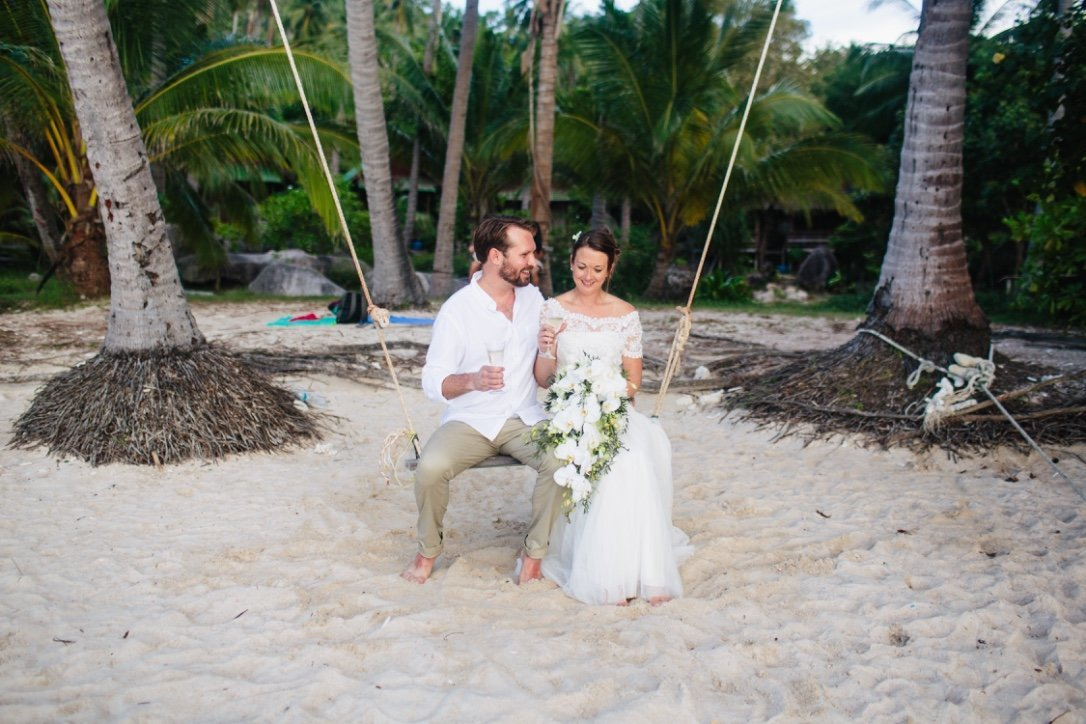 Koh Tao Wedding Thailand  | Forever Lovestruck | N&J_16