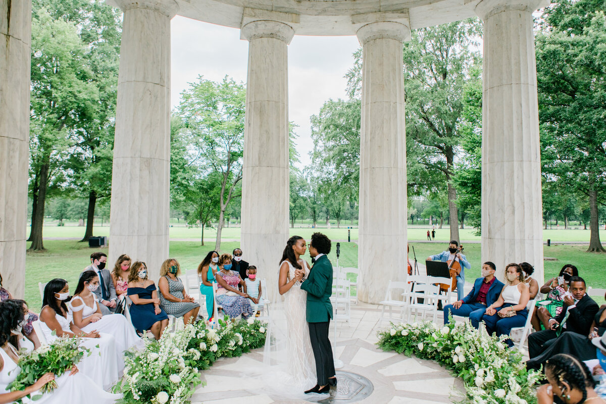 Solomon_Tkeyah_Micro_COVID_Wedding_Washington_DC_War_Memorial_MLK_Memorial_Linoln_Memorial_Angelika_Johns_Photography-5234