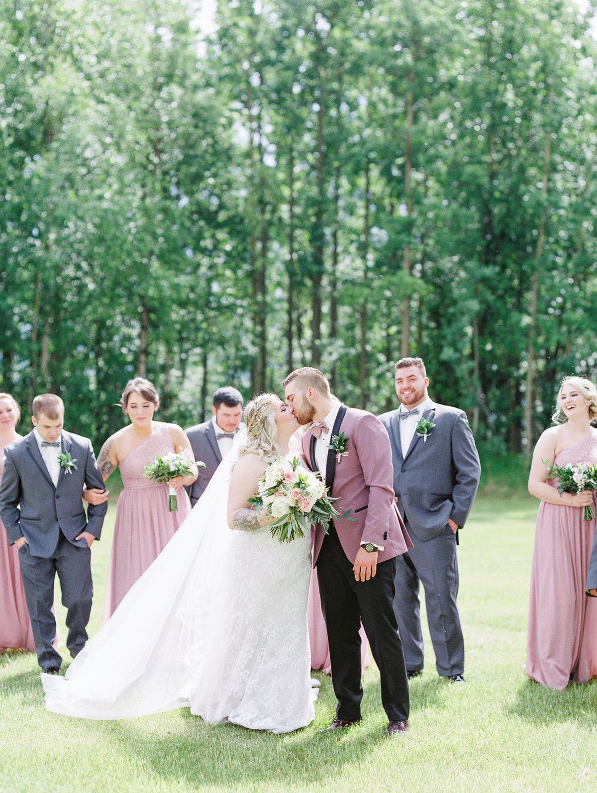 Snow Peak Farm wedding photographer