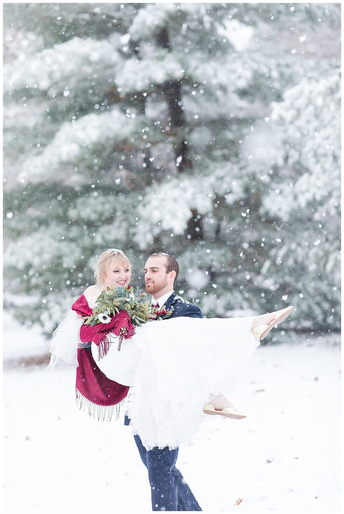 Magical Winter Wedding photo by Simply Seeking Photography_1210