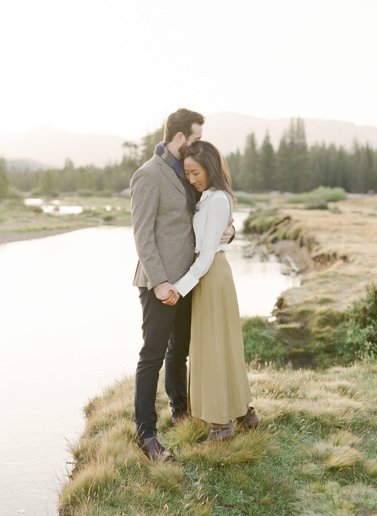 29-KTMerry-destination-engagement-couple-Yosemite-national-park