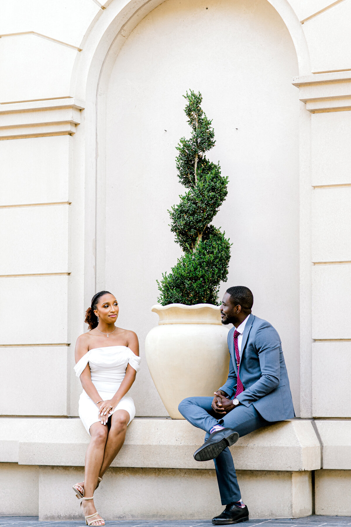 Atlanta Couple + Engagement Session-21