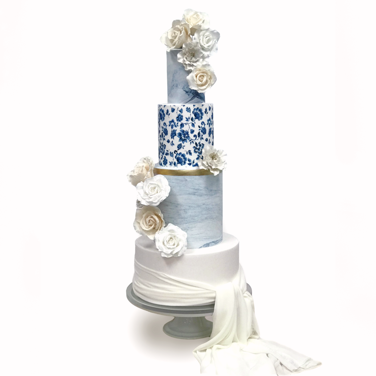 Whippt Kitchen - Wedding Fair show cake 2020