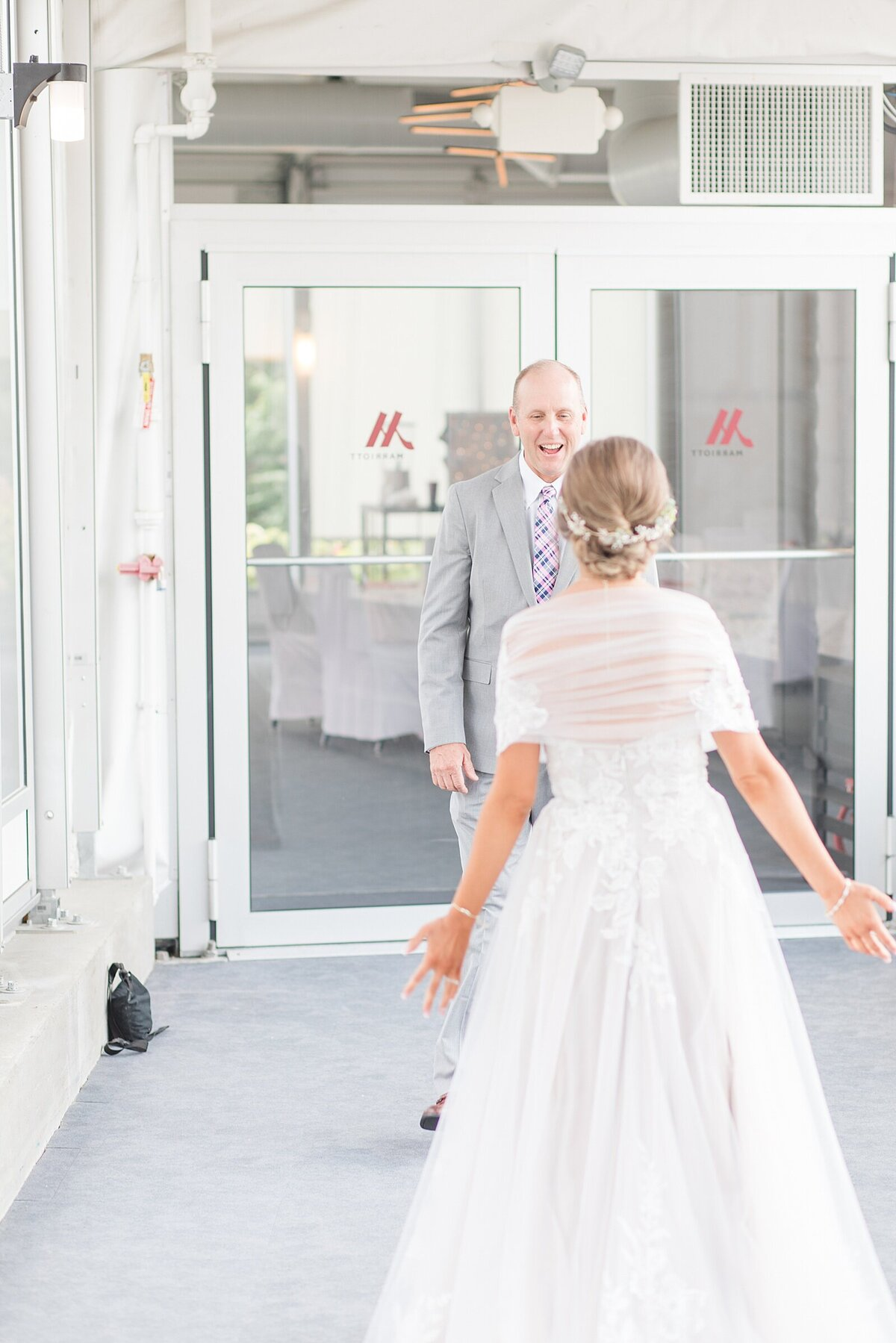 Kara Webster Photography | Meredith & Tyler | University Of Dayton Marriott Wedding Photographer_0026