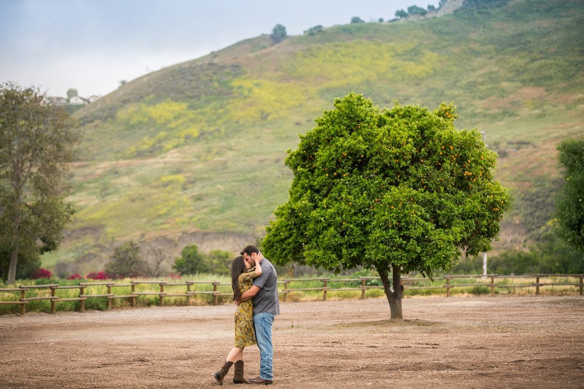 San Juan Capistrono Engagement Southern California Photographer