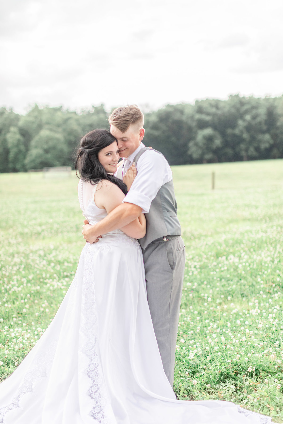 Private farm wedding in New Jersey