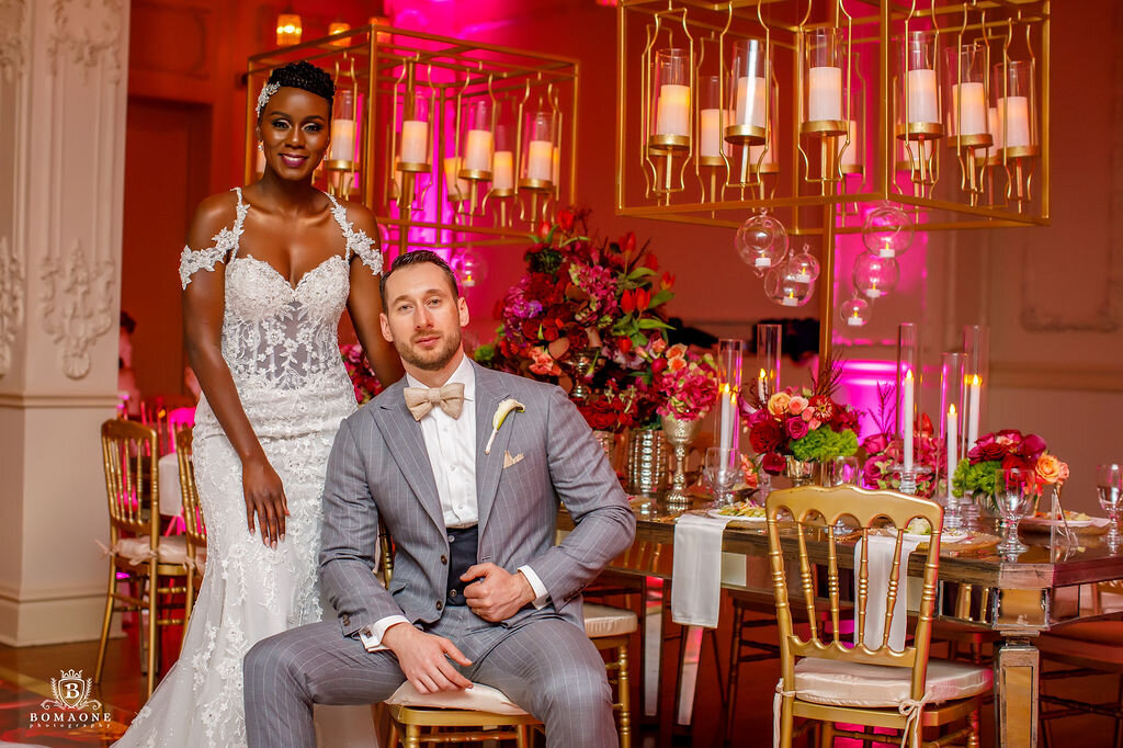 Black Wedding Planner Dallas Scottish Rite Wedding Nigerian Wedding Planner Dallas (165)