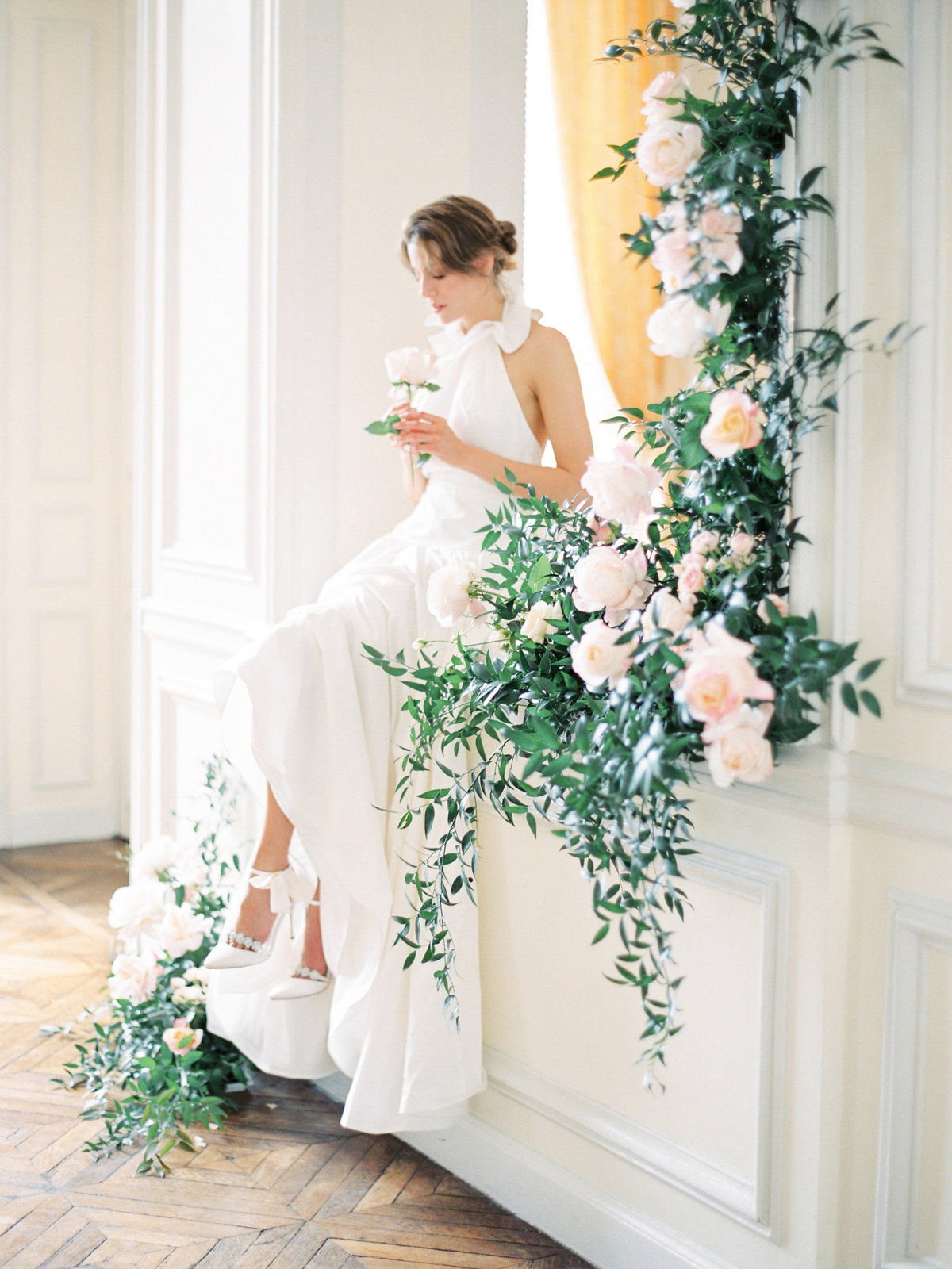 Luxurious french chateau wedding amelia soegijono0025
