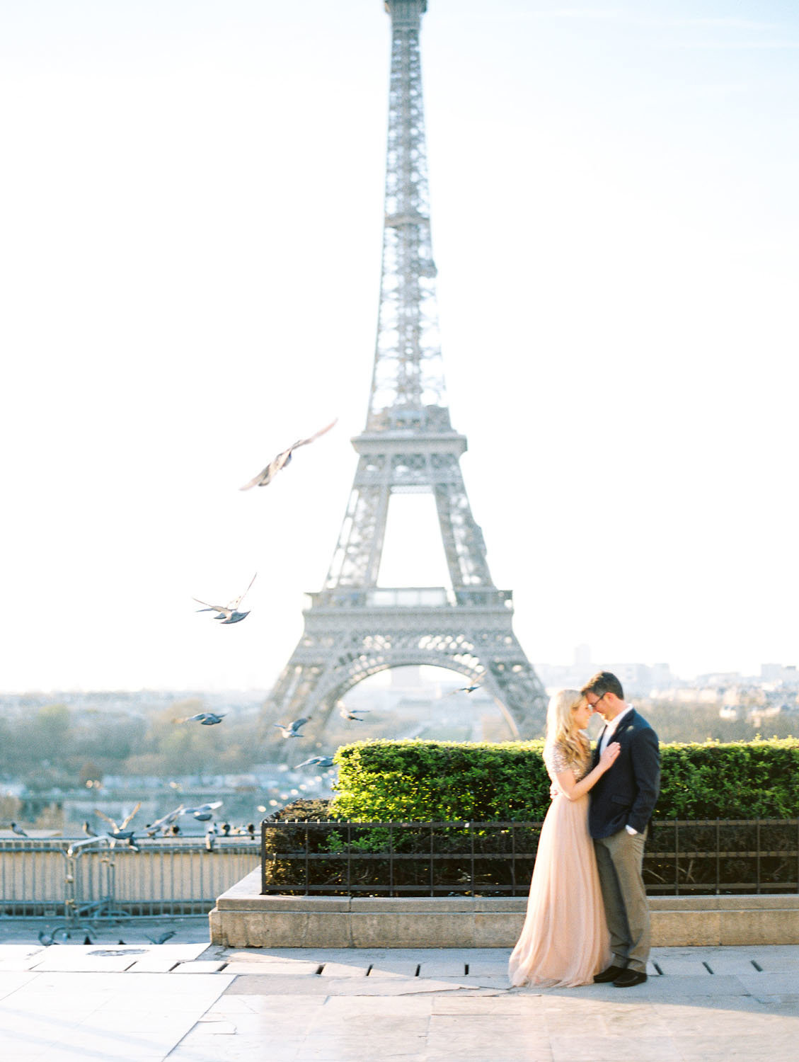 Paris France Wedding-11