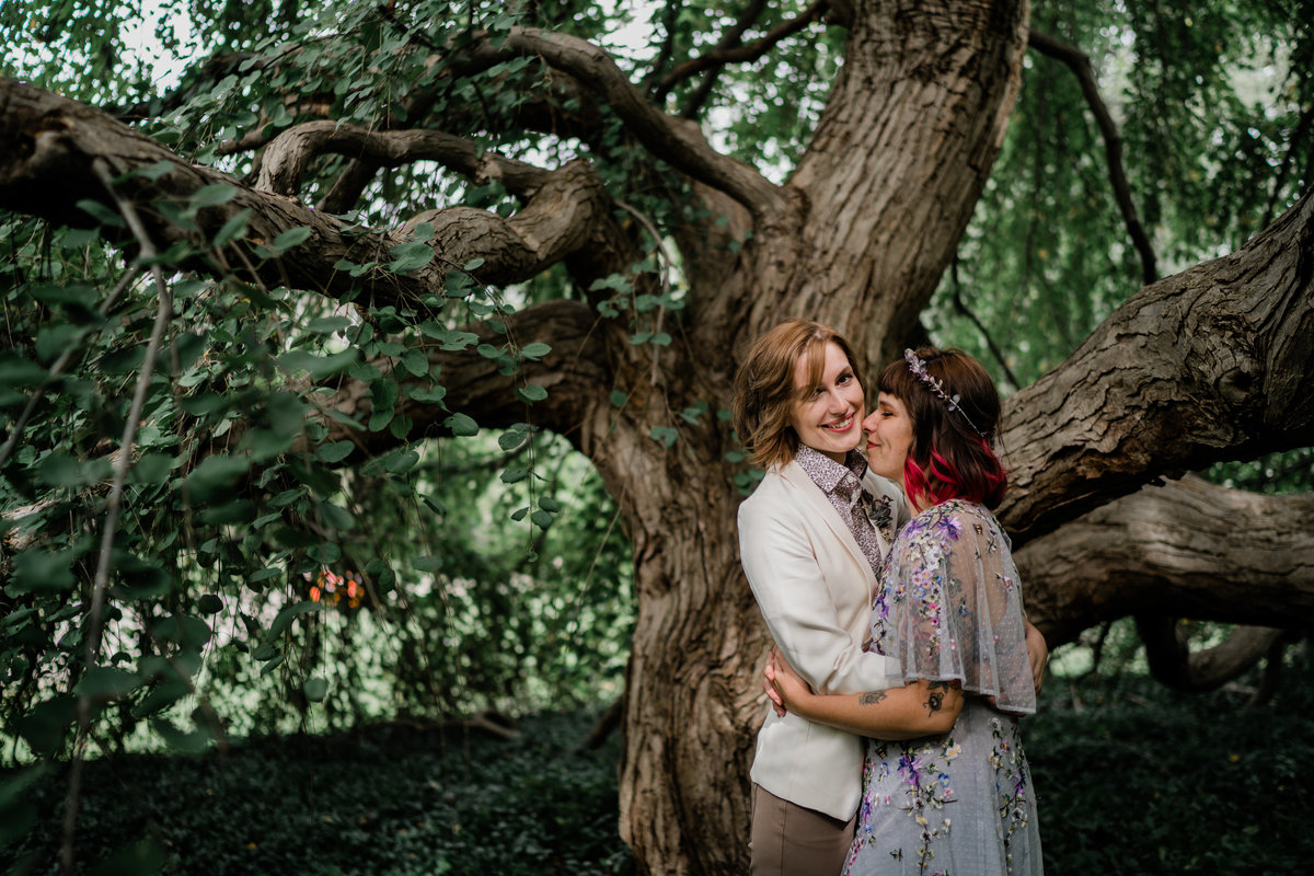 Claire and Rachel Pre Elopement LGBTQ friendly Cincinnati Wedding Photographers-16