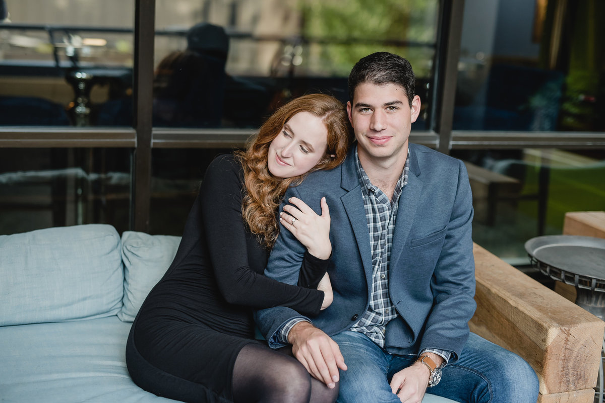 Downtown Detroit Fall Engagement14