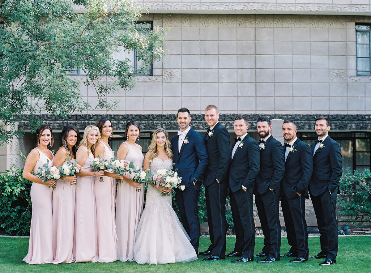Arizona Biltmore Wedding - Mary Claire Photography-4-2