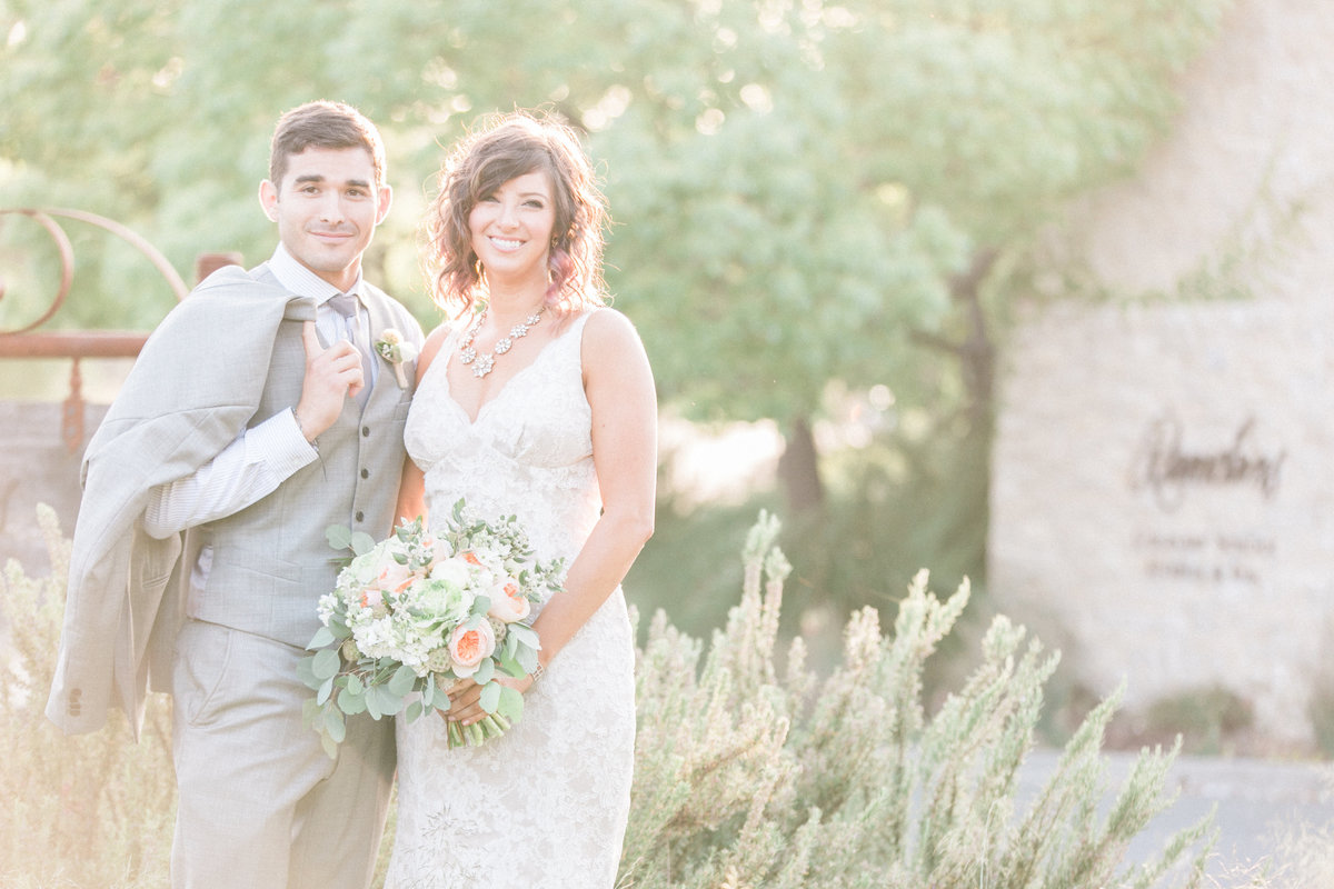 Ramekins California Wine Country Wedding