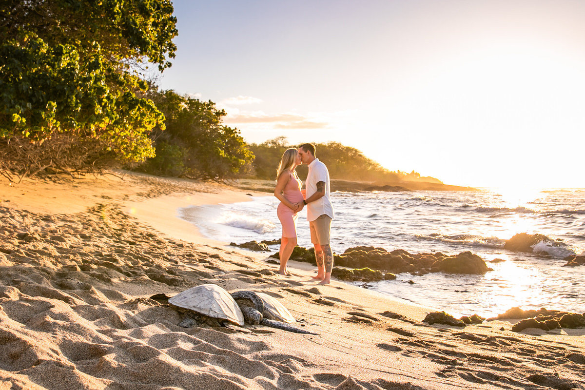 Waikoloa Big Island Maternity Photographer (57)