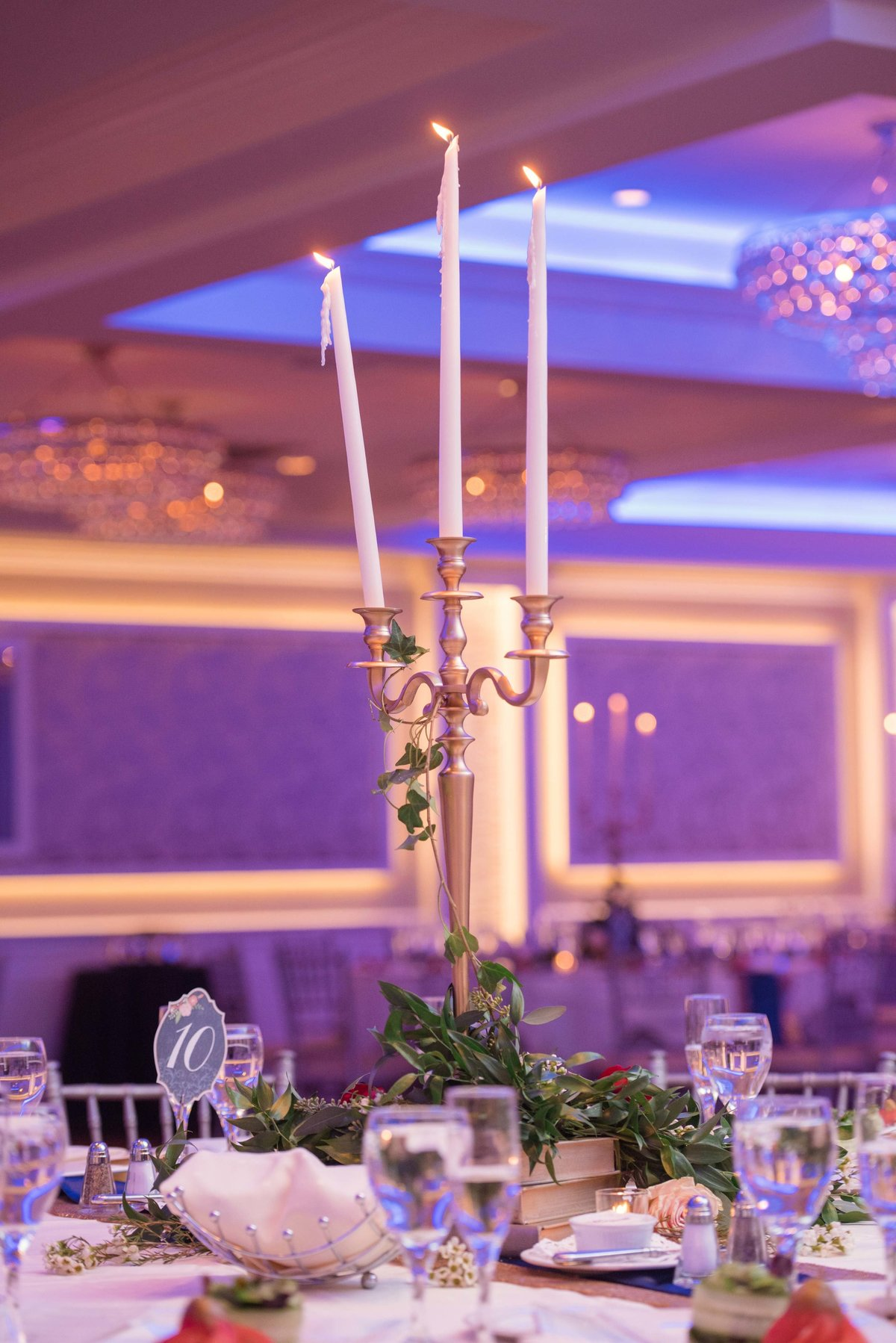 Watermill Caterers wedding decor