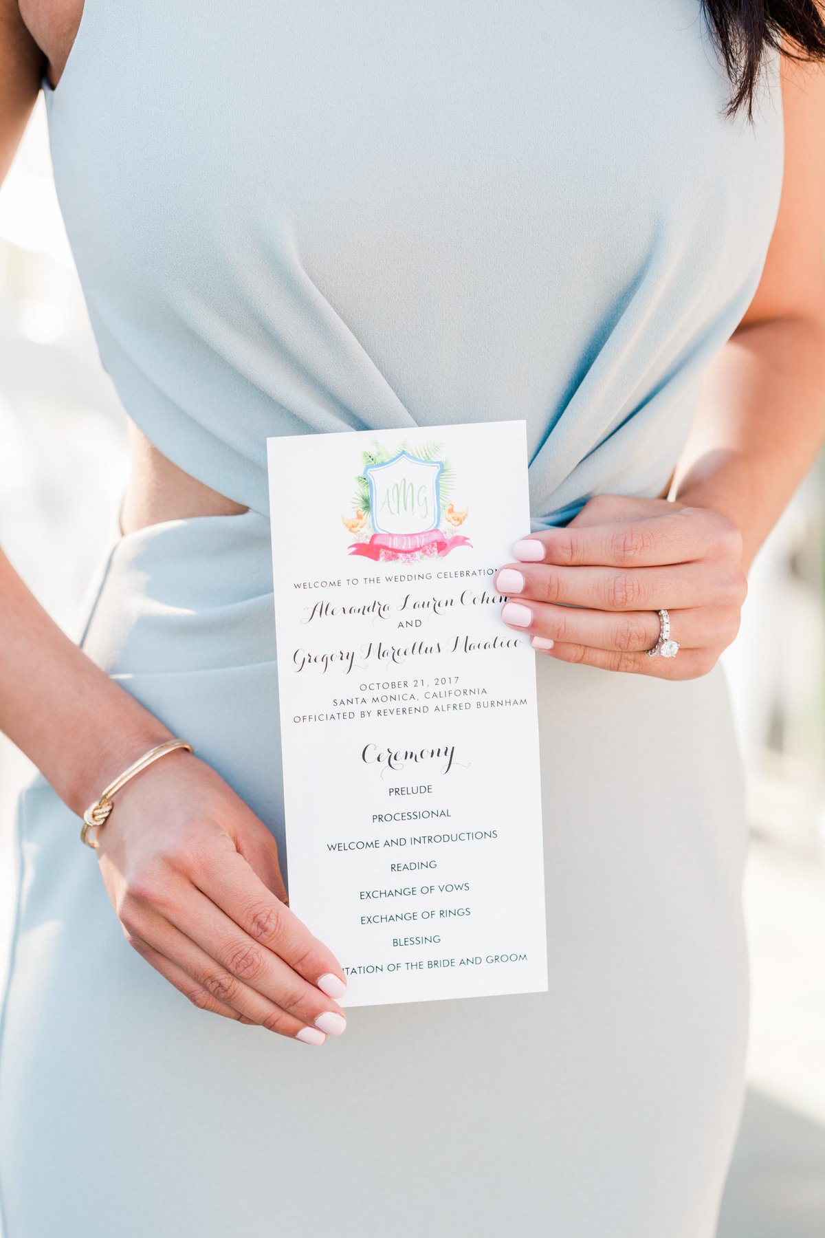 Tropical_Modern_Fairmont_Santa_Monica_Navy_Pink_Wedding_Valorie_Darling_Photography - 60 of 146