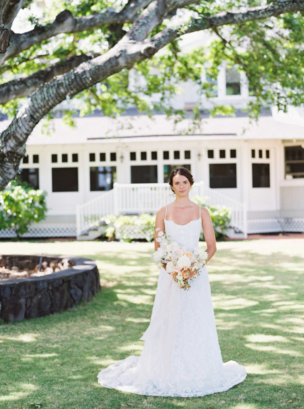 Hawaii Destination Wedding Photographer Sheri McMahon - Fine Art Film Tropical Hawaii Wedding Inspiration-00038