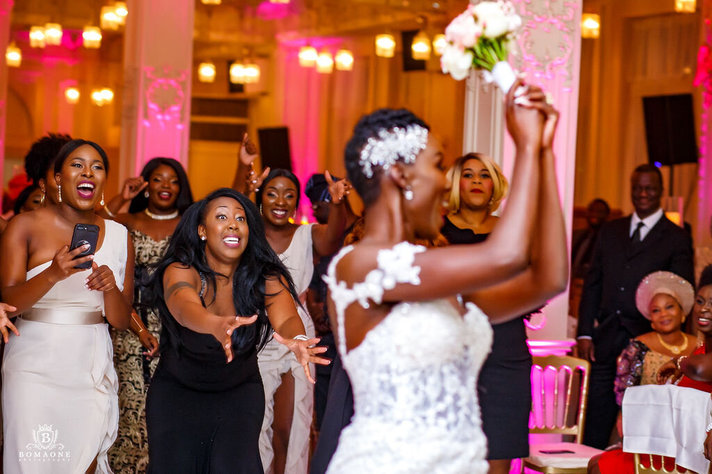 Black Wedding Planner Dallas Scottish Rite Wedding Nigerian Wedding Planner Dallas (227)