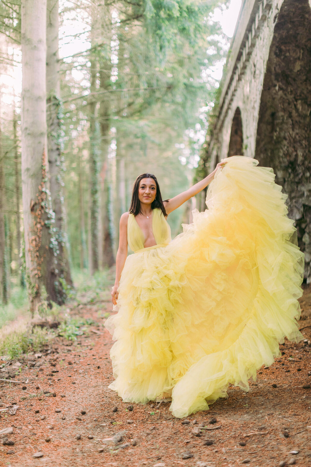bridesmaid_wedding_dress_yellow_gigi_photography_paris