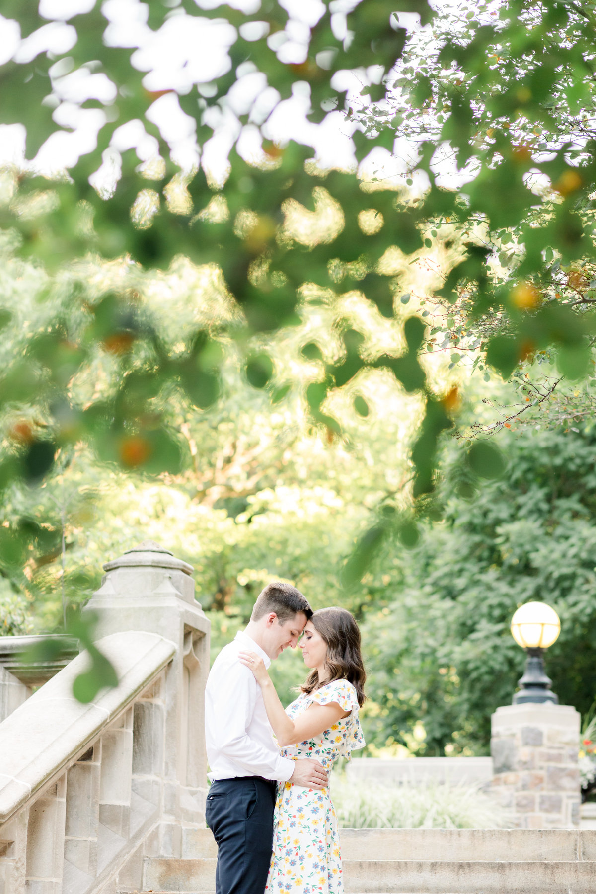 Lehigh University Engagement Session-67