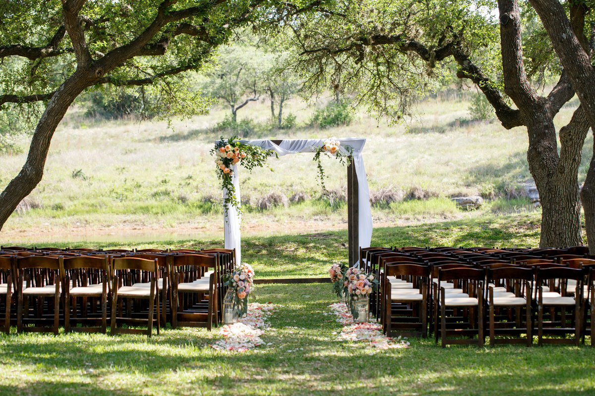 Austin wedding photographer addison grove wedding photographer ceremony site