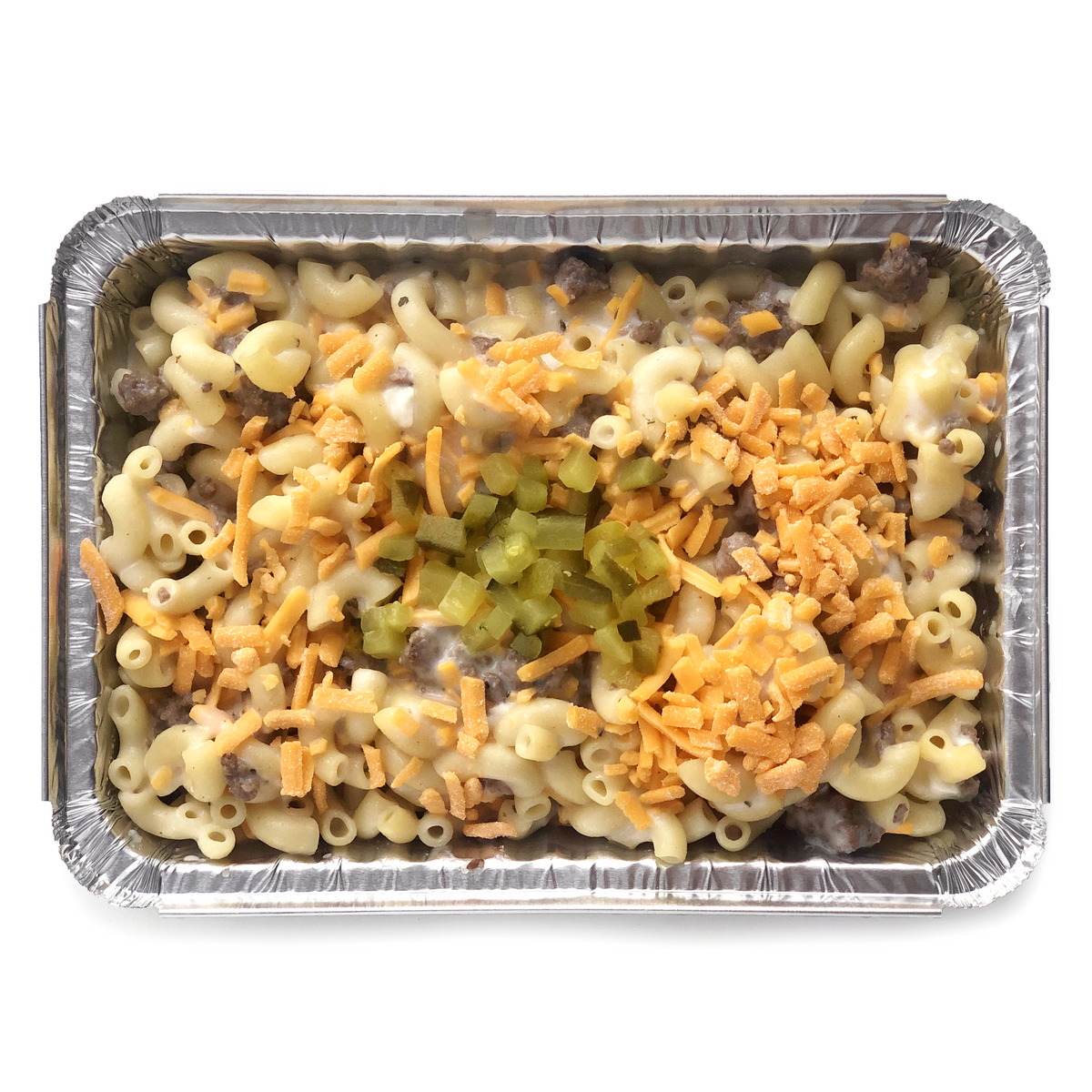 Whippt Kitchen home meal delivery cheeseburger mac & cheese Jan 2021