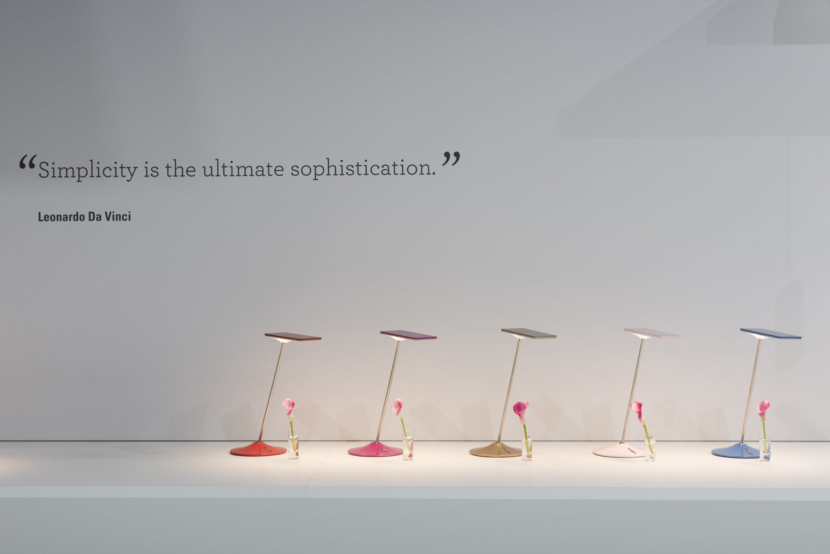human scale office lamps
