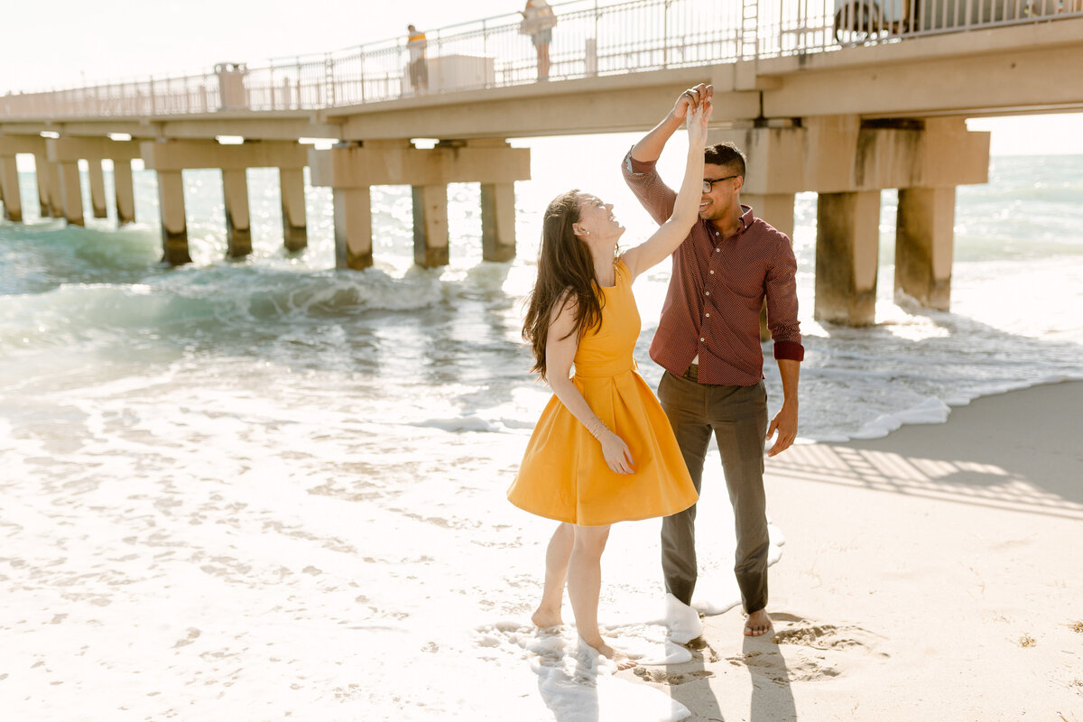 Sunny Isles Beach Engagement Photography Session 19