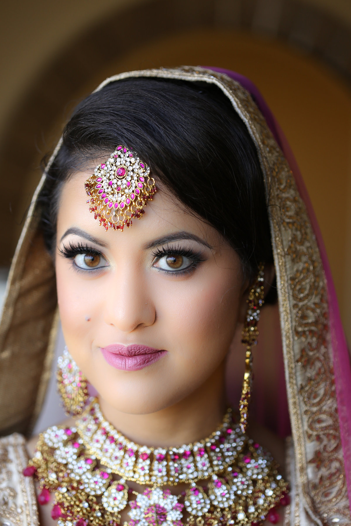 Beautitful Indian Desi Bride - Indian Desi Punjabi Hinidi Wedding Photographer